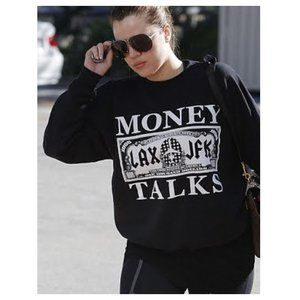 Money Talks LAX JFK Sweatshirt
